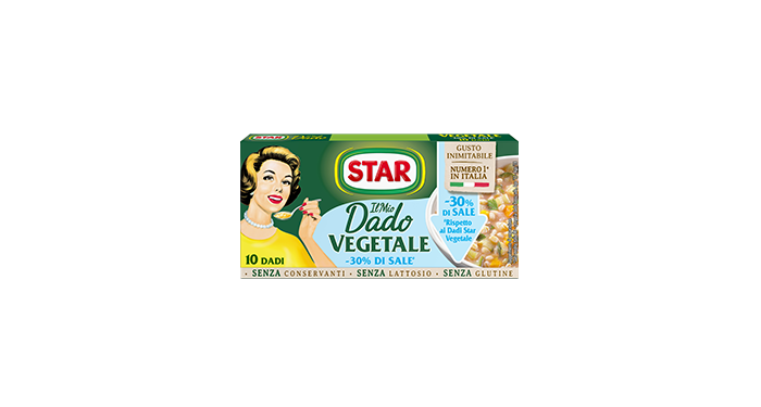 Il Mio Dado Star - Vegetale -30% sale
