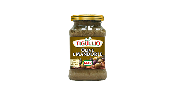 Tigullio Olive e Mandorle