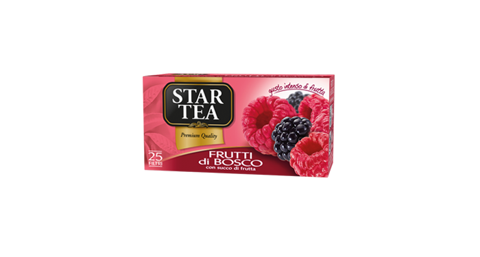 Star Tea Frutti di Bosco