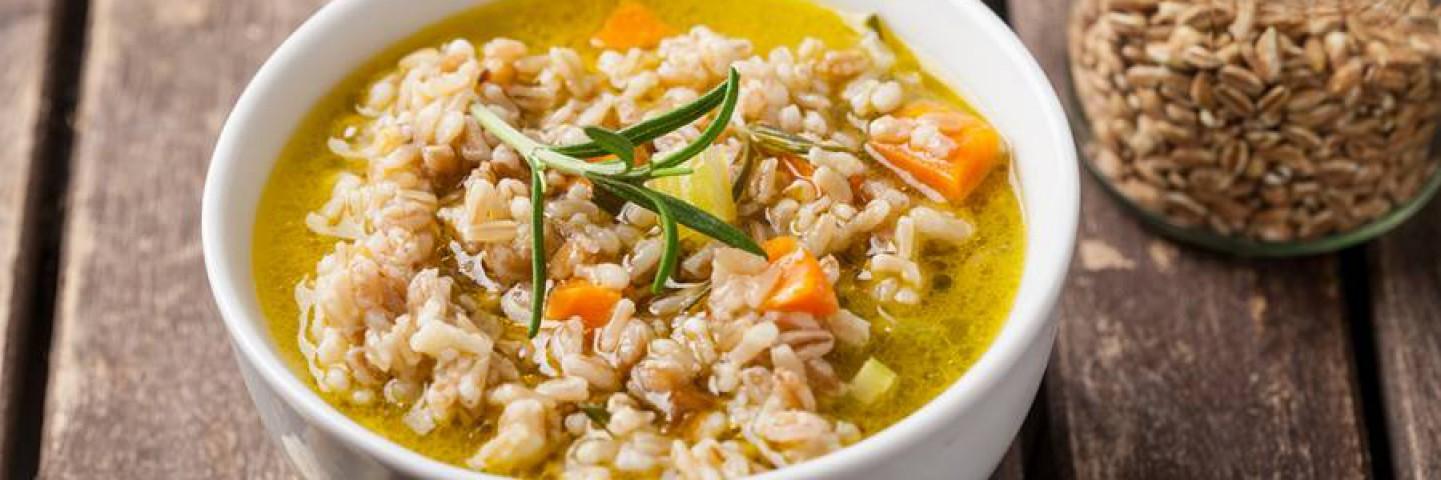 Ricette con legumi e Cereali
