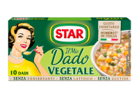 Il Mio Dado Star - Vegetale con 9 verdure