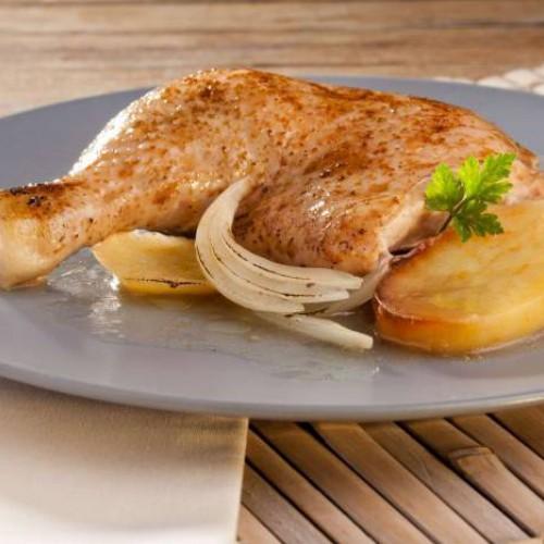 ricetta di cosce di pollo per dieta