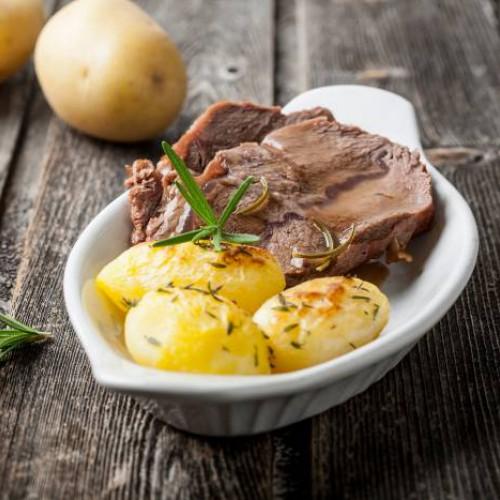 Arrosto con patate
