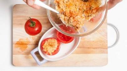 Unite alla melanzana il Mio GranRagù Extra Gusto e proseguite la cottura per 10 min.