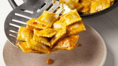 Prima di servire, spolverate con un poco di pepe fresco appena macinato.