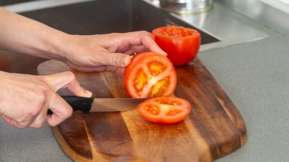 Pomodori ripieni freddi