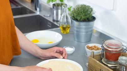 Involtini di prosciutto cotto al forno