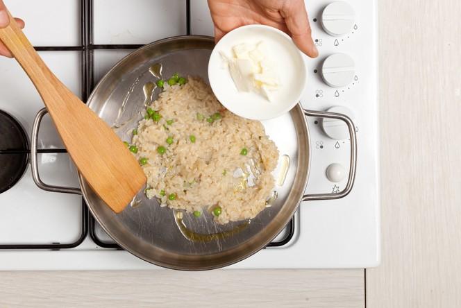 Mantecate il risotto
